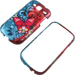 Butterfly Bliss Protector Case for Samsung Godiva i425