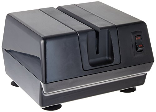Mcgowan Diamondstone Electric Knife Sharpener, Black