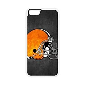 iPhone6s Plus 5.5 inch Phone Case White Cleveland Browns JKL7206047