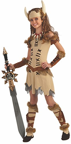 Rubie's Drama Queens Tween Viking Princess Costume - Tween Small (0-2)