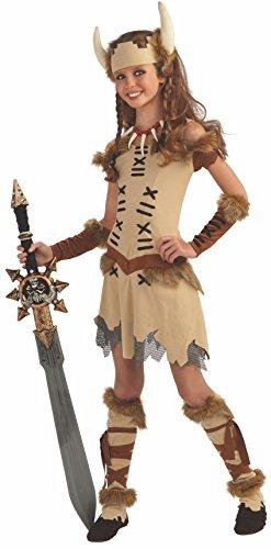 Rubie's Drama Queens Tween Viking Princess Costume - Tween Small (0-2) -