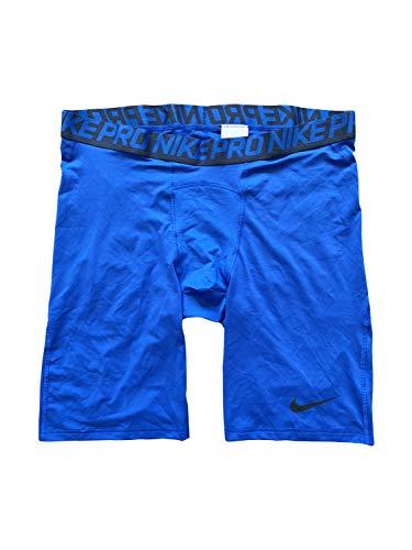 [해외]NIKE 남성용 프로 반바지 / Nike Men`s Pro Shorts (XX-Large, Royal BlueBlack)