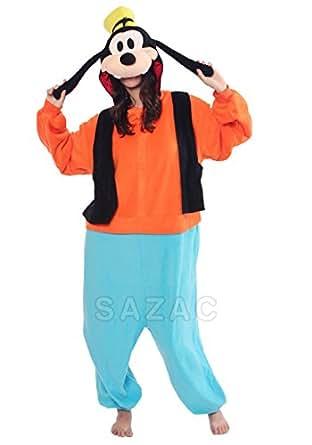 Goofy Kigurumi - Adults Costume