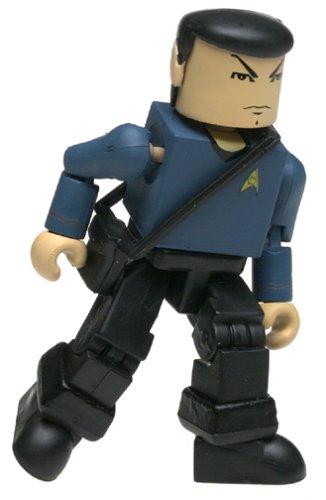 Star Trek: The Original Series Vintage Minimates Mr. Spock by Art (Minimates Art Asylum)