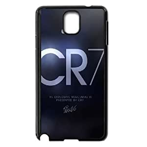 High Quality Specially Designed Skin cover Case Cristiano Ronaldo Samsung Galaxy Note 3 Cell Phone Case Black