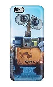 Excellent Design Wall-e Phone Case For Iphone 6 Plus Premium Tpu Case