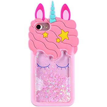 Pink Unicorn Case For Apple iPhone 6 6S