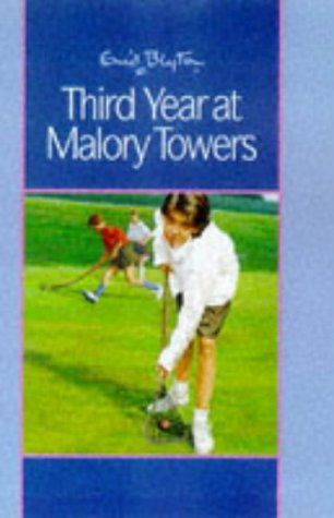 book cover of Third Year at Malory Towers