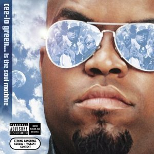 Cee-Lo Green. Is the Soul Machine