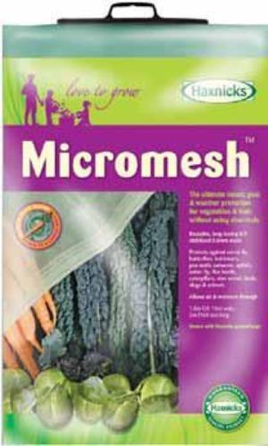Charming Tierra Garden 50 7000 Haxnicks Micromesh Prepack Blanket