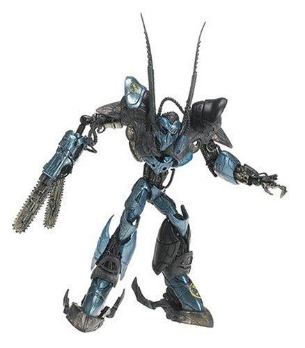(Cyber Units Ultra Action Figure: Guardian Unit 001 - Blue)