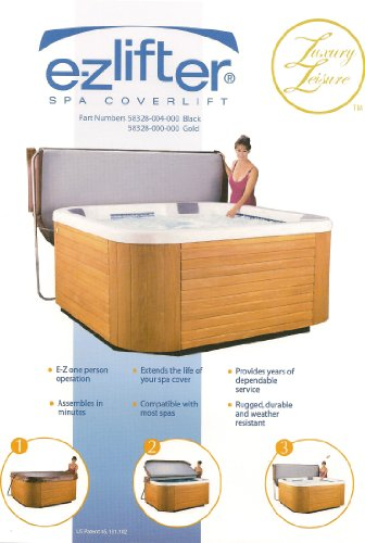 Covermate Spa and Hot Tub Cover Lift by E-Z Spa