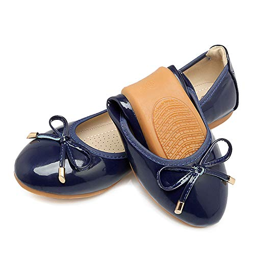 Zapatos Zapatos Planos y de nbsp;Trabajo Oficina Mujer de C FLYRCX su Plegables Primavera otoño Baile Antideslizantes Bolso Puestos de nbsp; Zapatos en Zapatos Embarazada cómodos Suave nbsp; Fondo de Zapatos de ww6x8pqg1