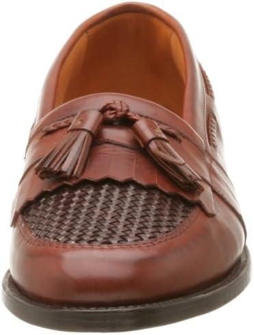 9617ec8712eae Allen Edmonds Men's Cody Tassel Loafer Brown Size: 9.5 Narrow ...