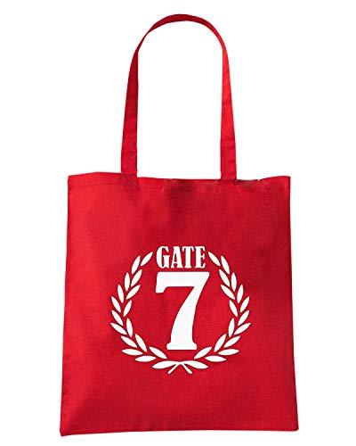 femme à main Litri Shirt Speed Sac Rouge 11 pour rouge wRTpxPq
