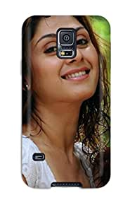 Everett L. Carrasquillo's Shop 1731256K25066513 Anti-scratch And Shatterproof Manjari Fadnis Phone Case For Galaxy S5/ High Quality Tpu Case