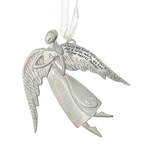 Seasons of Cannon Falls Serenity Memory Angel Ornament (Cannon Falls)