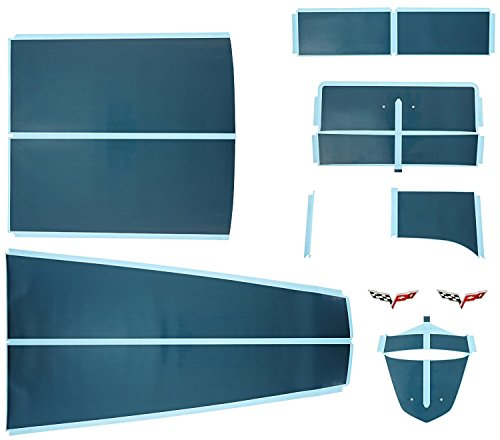 Genuine GM Accessories 20972524 Gill Stripes Decal