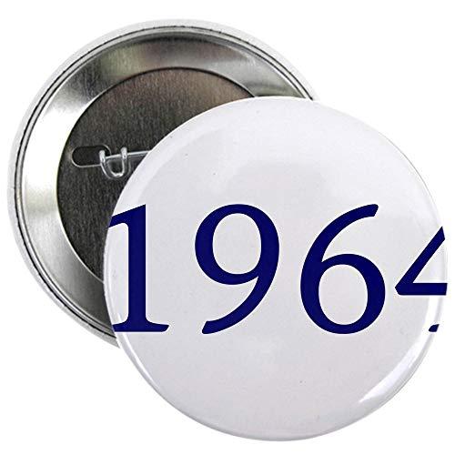 CafePress 1964 2.25 Button 2.25
