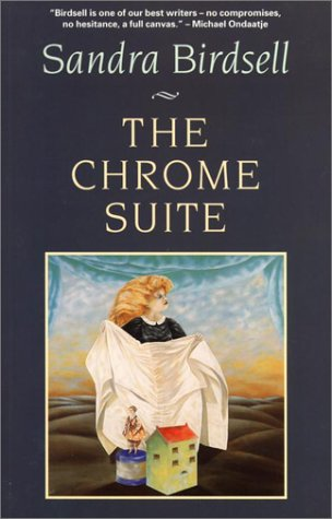 book cover of The Chrome Suite