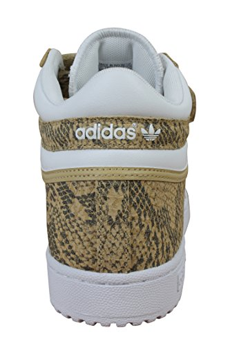 adidas Men's Concord II Mid Originals Basketball Shoe White Sand best sale cheap price sale online cheap buy cheap official site free shipping sneakernews d7ES7hjJMl