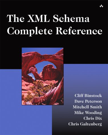 The XML Schema Complete Reference by Brand: Pearson Education