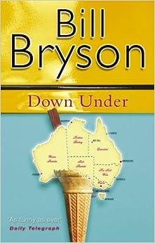 Amazon uk bill bryson books