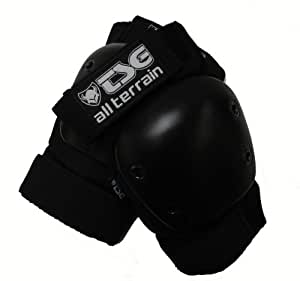 TSG All Terrain Black Elbow Pad (Small)