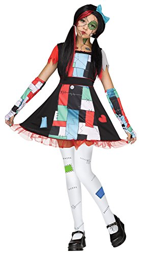 Rag Doll Girls Costume, Large 12-14]()