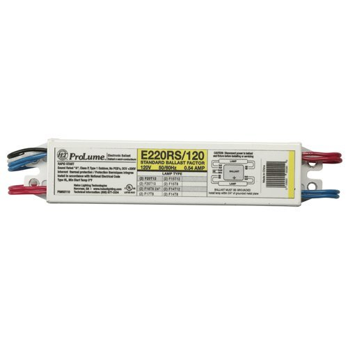- Halco 50110 - E220RS/120 T12 Fluorescent Ballast by Halco Lighting