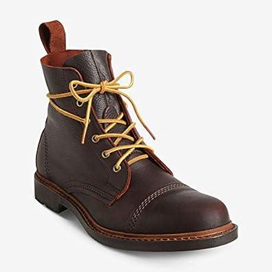 Allen Edmonds Men s Normandy Cap Toe Boots 7 D(M) Men 1661 Brown 94d222c8948