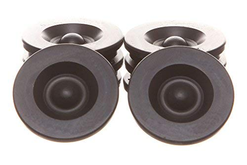 Replacement Kits Brand fits Dexter AL-KO Tiedown Eng Replacement EZ Lube Axle Grease Plugs Hub Dust Cap (8 Pack)