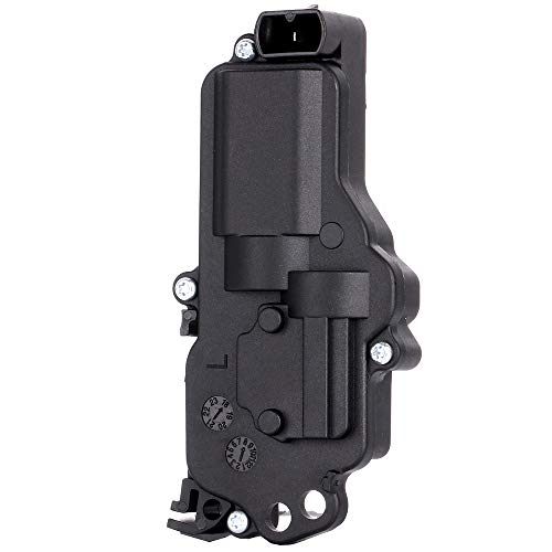 SCITOO Power Door Lock Actuators Front Left Door Latch Replacement Fits for 1997-2015 Ford 2003-2016 Lincoln Navigator 1999-2010 Mazda 1999-2009 Mercury 3L3Z25218A43AA 6L3Z25218A43AA ()