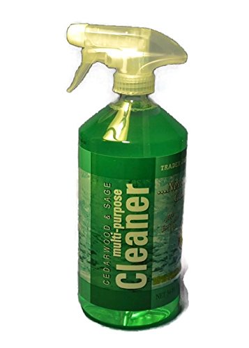 Multi-purpose Cleaner Cedar Wood & Sage Trader Joe's 34 Fl Oz. (Cedarwood Sage)