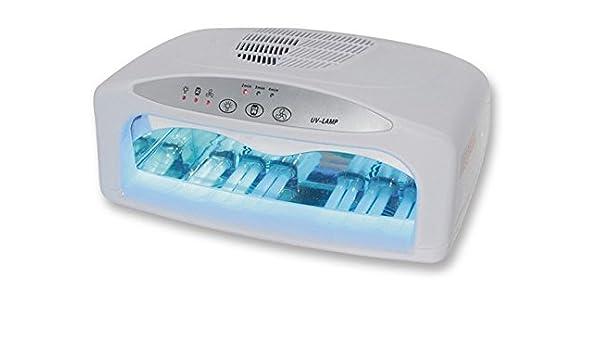 Amazon com: CSC Spa CM-2062B UV & Gel Nail Dryer with