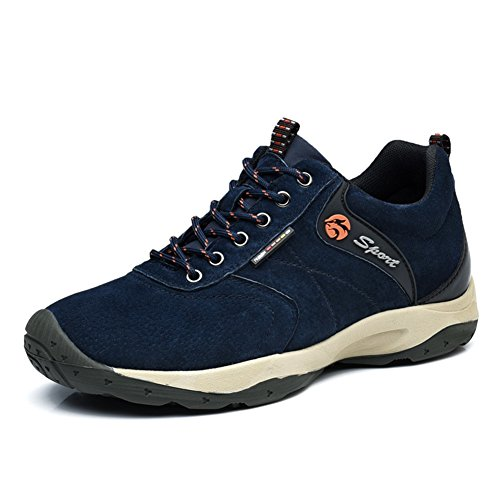 accrues ailishabroy sport 6 de bleu Ascenseur Chaussures Chaussures Hommes de cm Hauteur Casual augmentant TqqEr