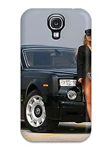 High-quality Durability Case For Galaxy S4(rolls Royce Phantom 12)