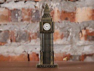 house deco Big Ben Taille Metall Modell Desktop Verzierungen kreativ Handwerk Haus Ben