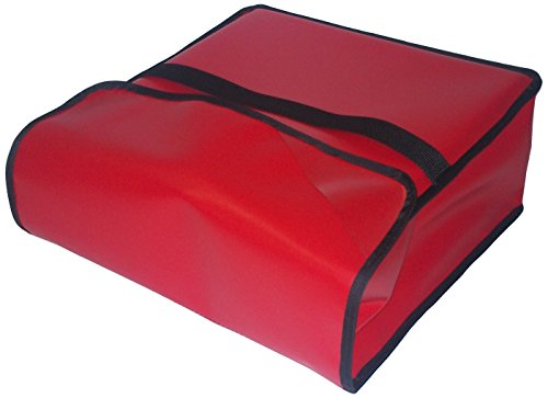 TCB Insulated Bags PK-322-Red Insulated Pizza Delivery Ba...