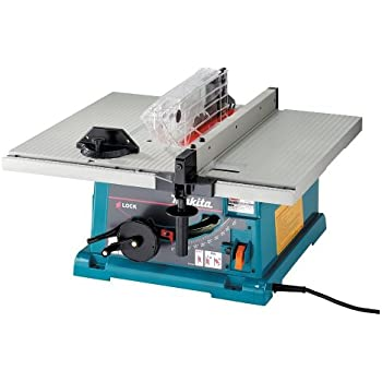 Makita 2703 15 Amp 10 Inch Benchtop Table Saw (Discontinued By Manufacturer)