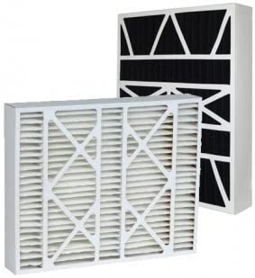 16x20x4.25 2 Pack 15.5x19.88x4.25 MERV 8 Aftermarket Carrier Replacement Filter