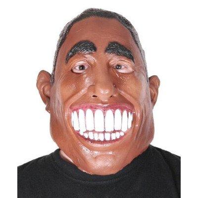 Deluxe Barack Obama Mask -