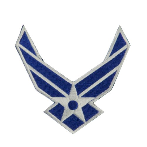 Air Force Embroidered Military Patch - Air Force 2 OSFM (Air Force Patch)
