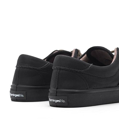 Flamingos Life - Oslo Kentucky All Black - Sneaker, Unisex