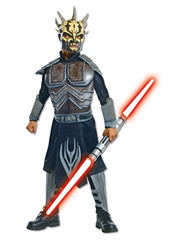 (Rubie's Star Wars Savage Opress Deluxe Muscle Chest Costume -)