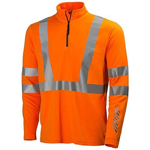 Helly Hansen Workwear Warnschutz Langarmshirt Esbjerg Polo Zip Longsleeve Shirt Shirt Shirt EN471, M, gelb, 75019 B014KOC6G2 Arbeitshemden & -shirts Hohe Sicherheit 07d776