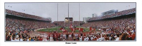 Ohio State University Buckeyes Ohio Stadium Panoramic Print Home Game Unframed