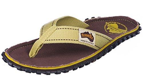 Gumbies Islander Sandale Marron