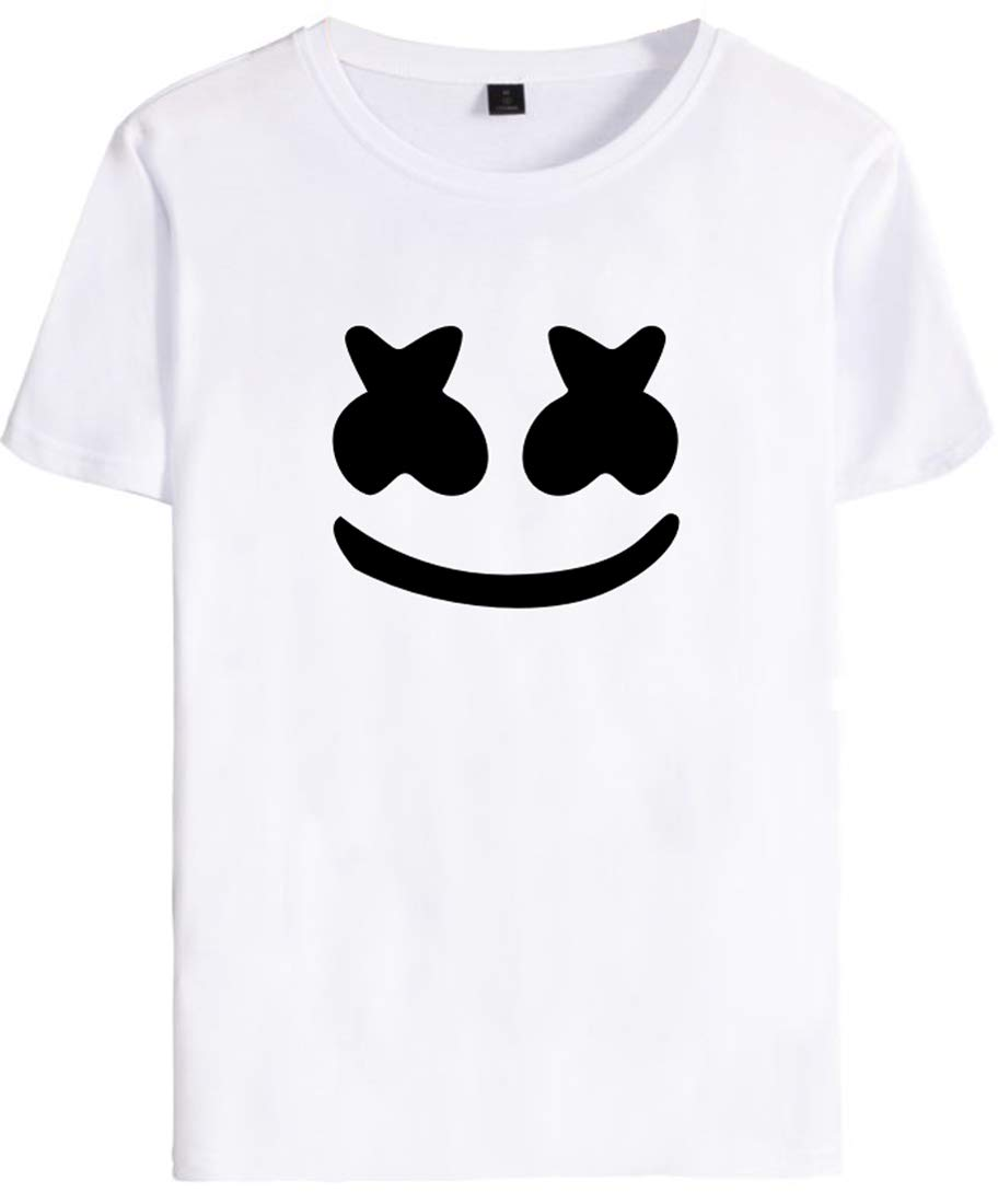 Boy S Marshmello Fans Edm Novelty Trendy Shirts