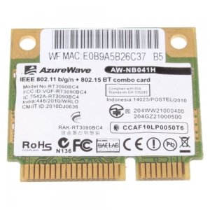 Wifi Wireless Network Card + Bluetooth for ASUS A43 A53: Amazon co